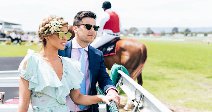 Eyewear in the spotlight at this year's Spring Racing Carnival