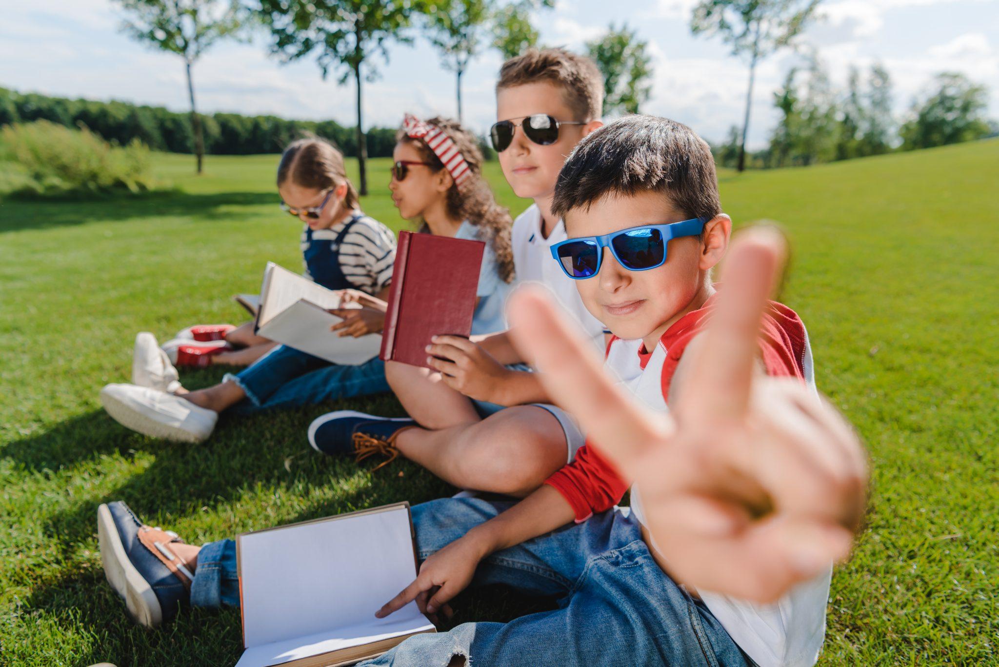 Should sunnies be part of the school uniform?